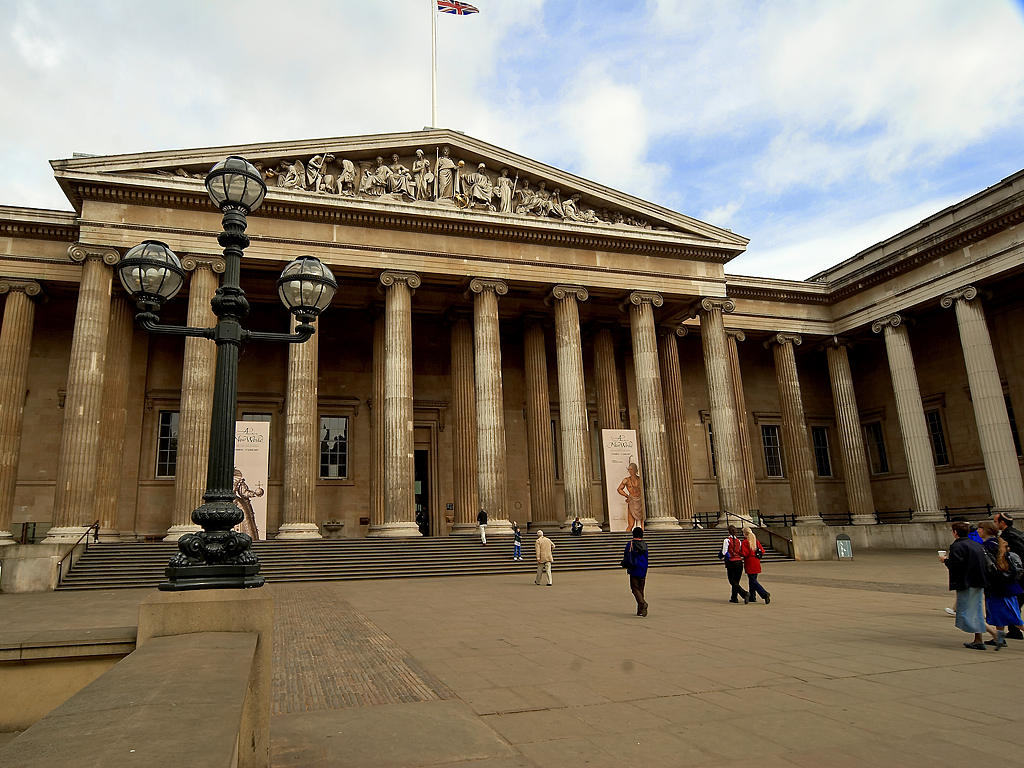 The British Museum should be the core of your plans if you want to save money on a trip to London...