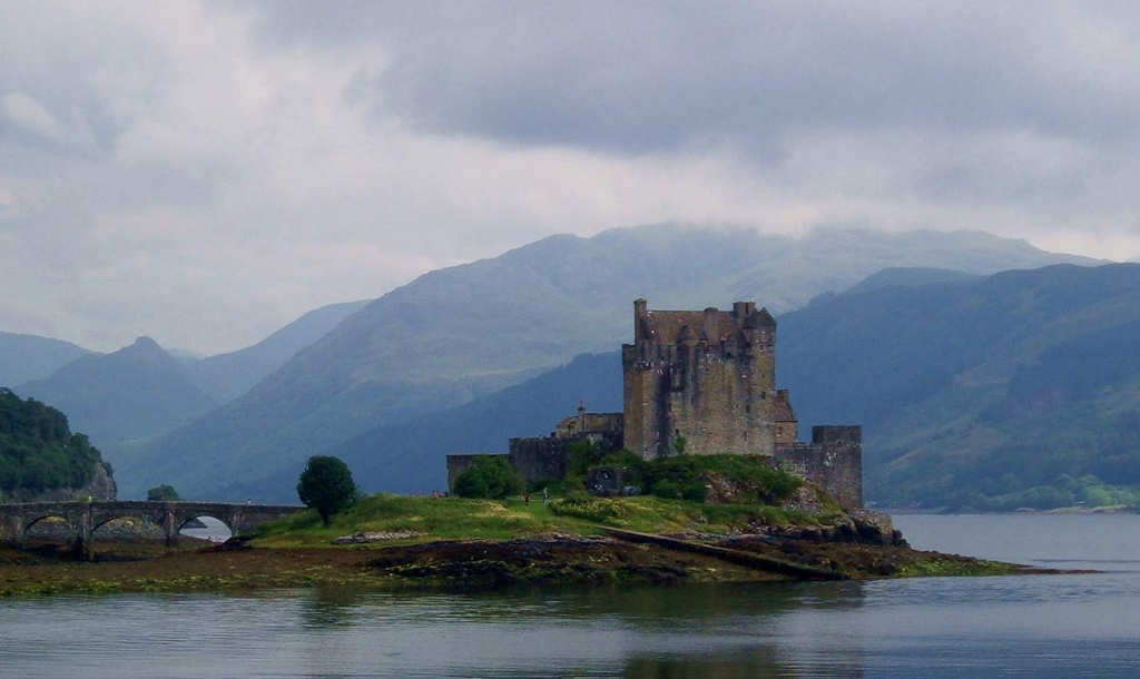 Getting away to the Scottish Highlands is one the better options for a UK break ... photo by conner395 on Flickr