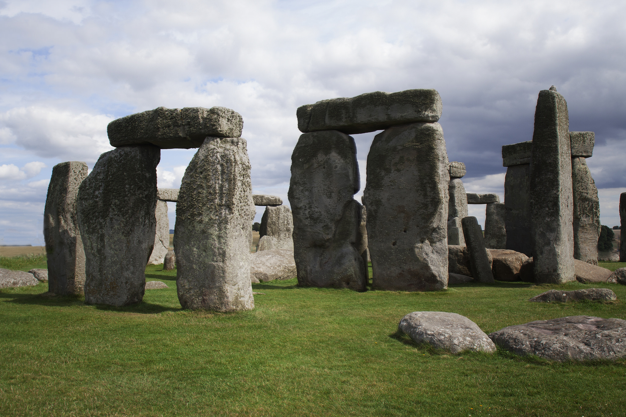 Stonehenge is an essential part of any UK Tour ... photo by CC user francescovolpi on Flickr