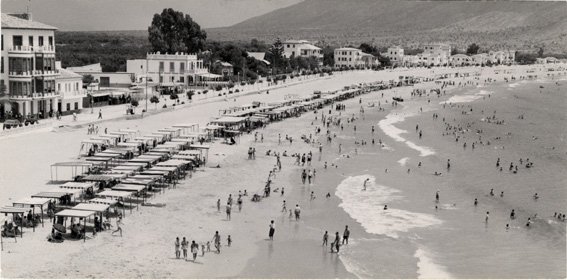 The history of Benidorm has more to it than beaches, though this vintage photo looks pretty sweet ... photo by CC user 49093093@N02 on Flickr